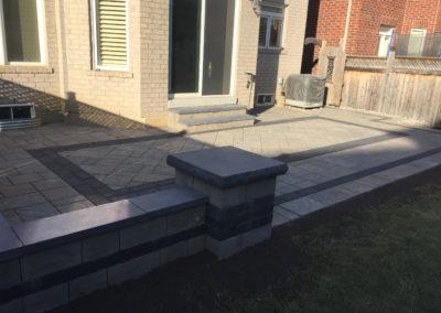Elcon Contracting Stone Patio