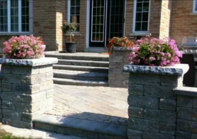 Elcon Contracting Steps & Patio