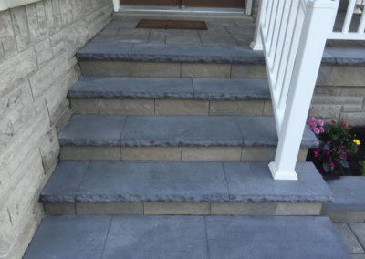 Elcon Contracting Entrance Steps & Walkways